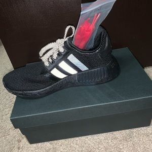 Men Adidas size 4.5 never been worn /reflective
